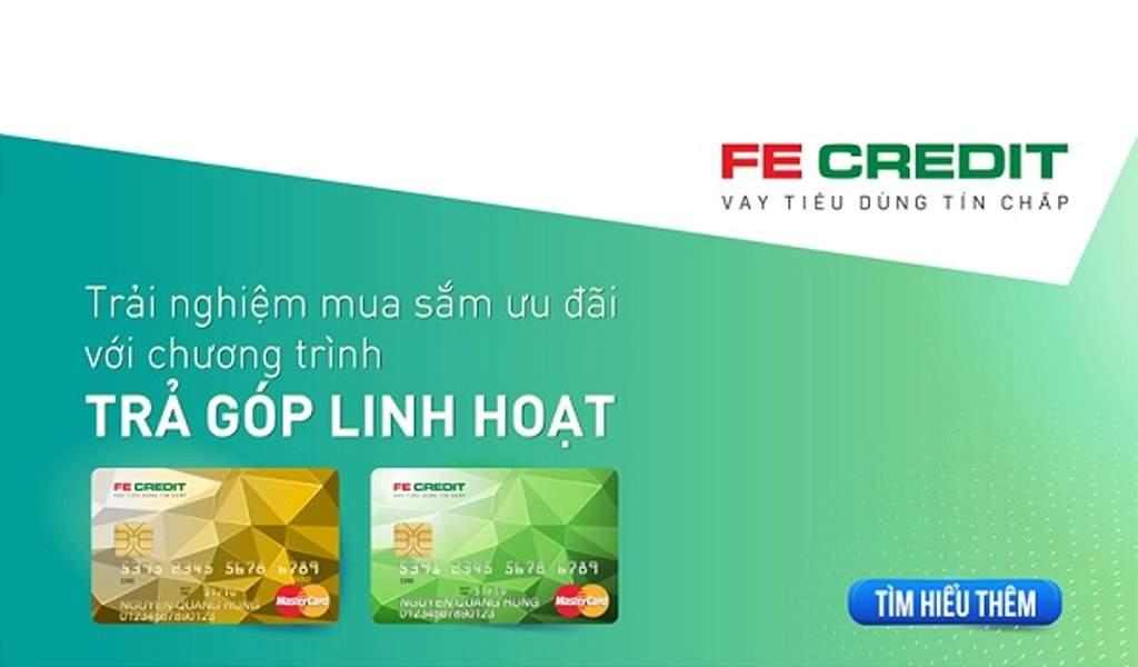 Hướng dẫn kích hoạt thẻ tín dụng FE Credit