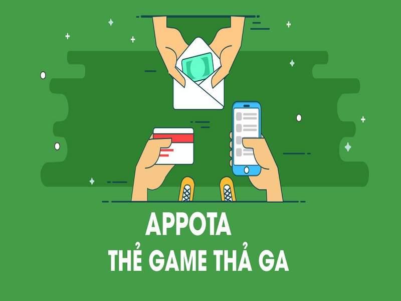Dễ dàng thực hiện các giao dịch với ví Appota