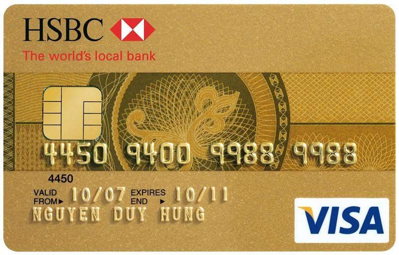 Những lưu ý cần thiết khi làm thẻ trả trước quốc tế HSBC