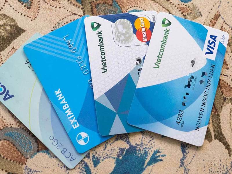 Thẻ tín dụng các ngân hàng