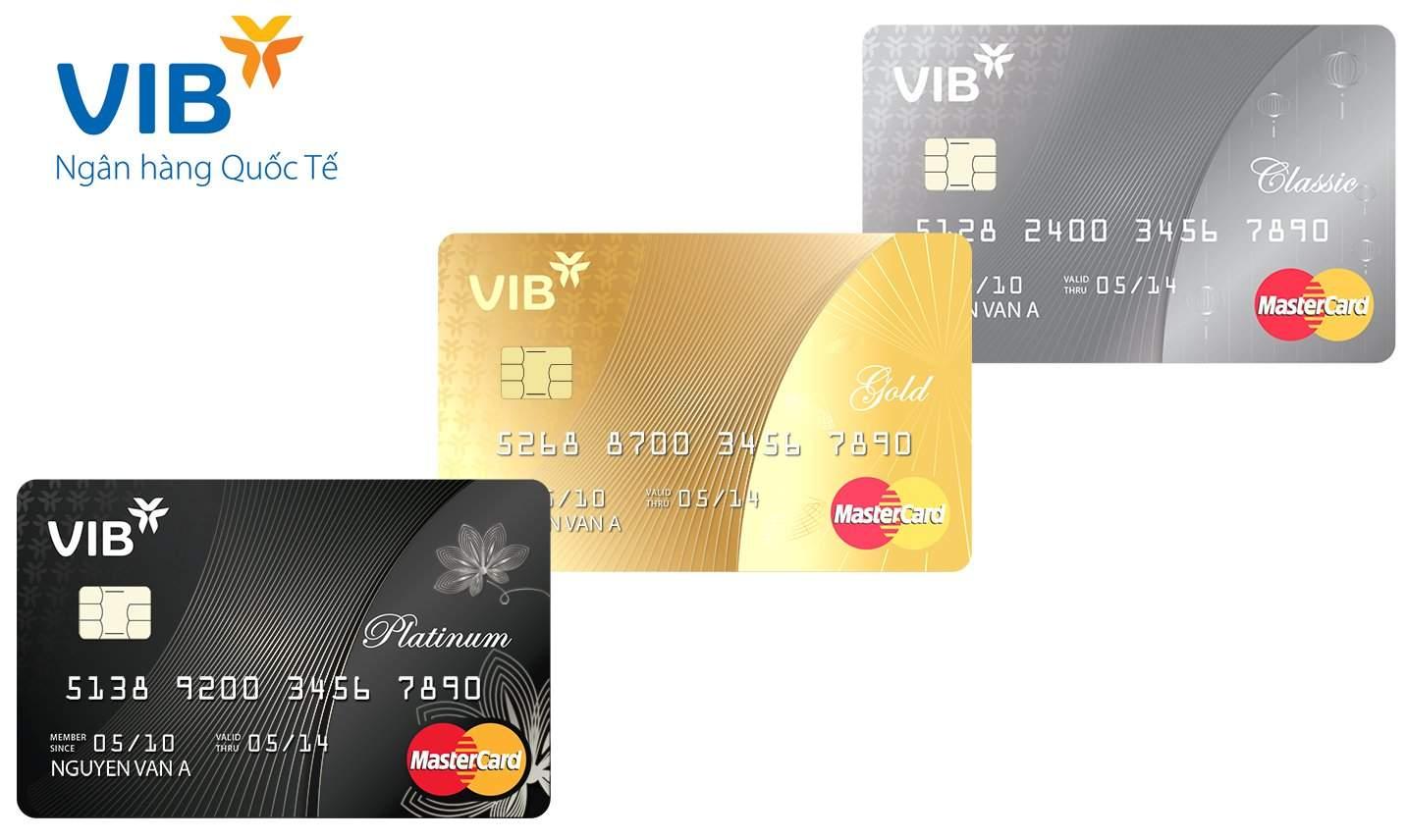 VIB triển khai 3 loại thẻ visa phù hợp nhu cầu người dùng