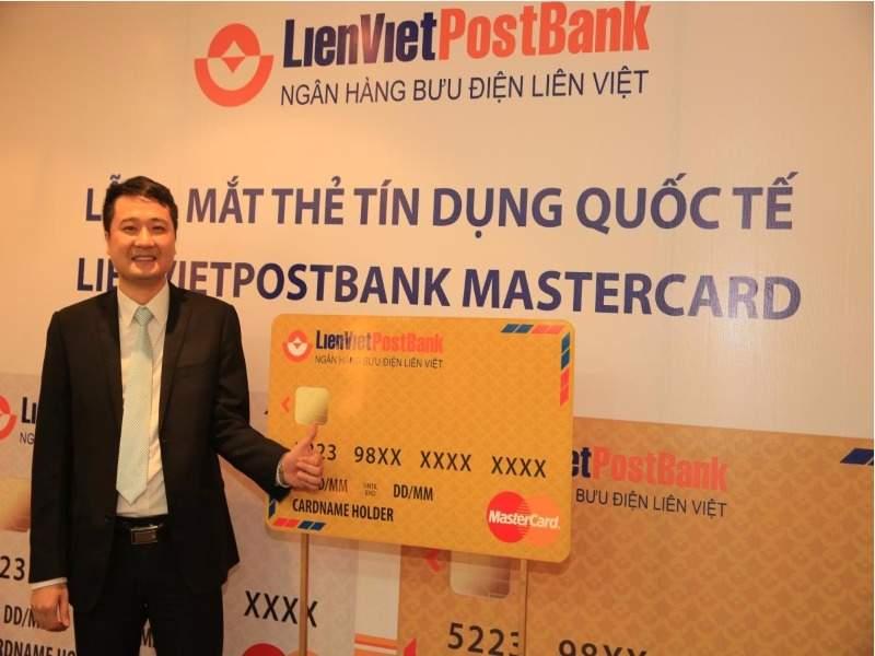 Thẻ trả trước LienVietPostBank được chấp nhận tại tất cả địa điểm có gắn logo Mastercard trên toàn thế giới