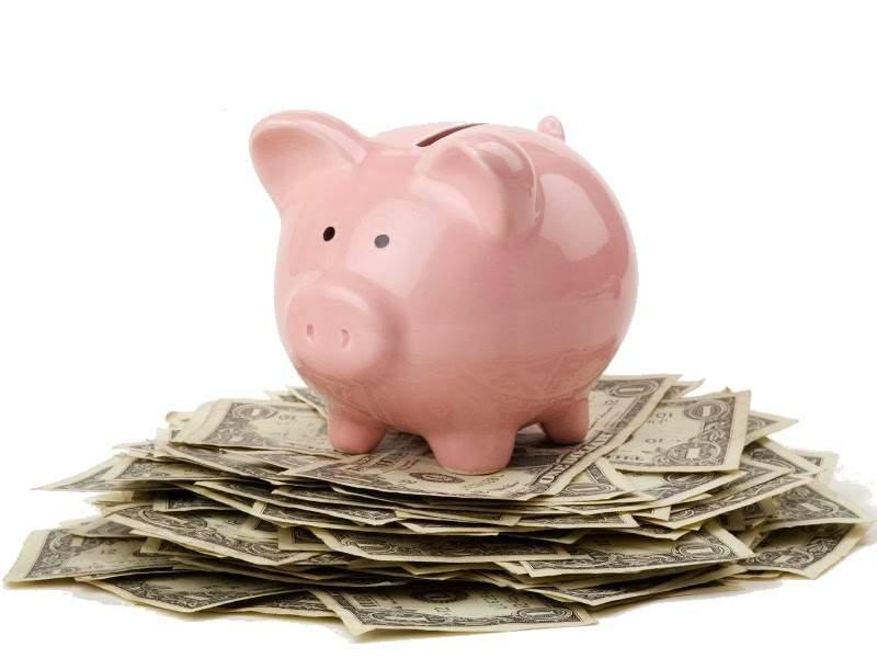 Số tiền trong tài khoản tiết kiệm quyết định số vốn vay