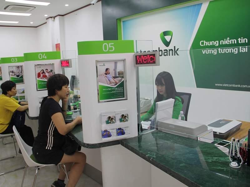 Chứng chỉ tiền gửi Vietcombank lãi xuất hấp dẫn
