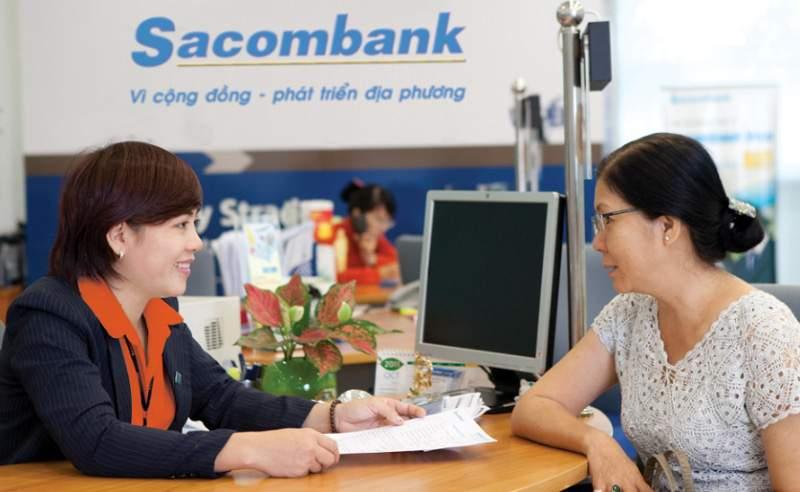 Khi vay tín chấp Sacombank, khách hàng không cần thế chấp tài sản