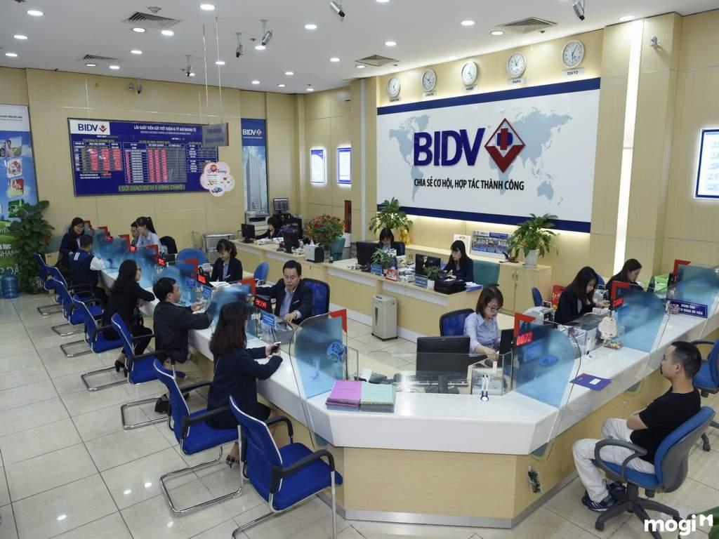 Các điều cần chú ý khi vay trả góp BIDV