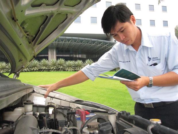 Thủ tục giải quyết khiếu nại bảo hiểm xe cơ giới