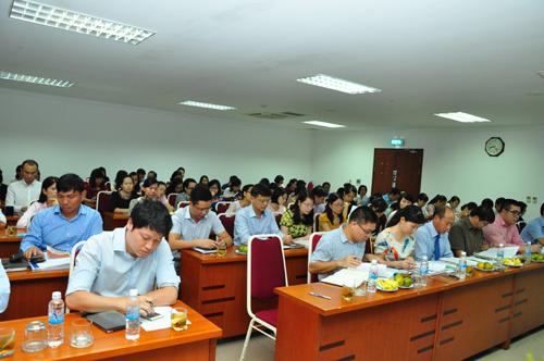 Hội nghị sơ kết công tác 6 tháng đầu năm và chương trình công tác 6 tháng cuối năm 2015