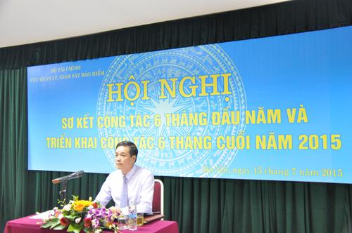 Tổng kết thị trường bảo hiểm Việt Nam 6 tháng đầu năm 2015