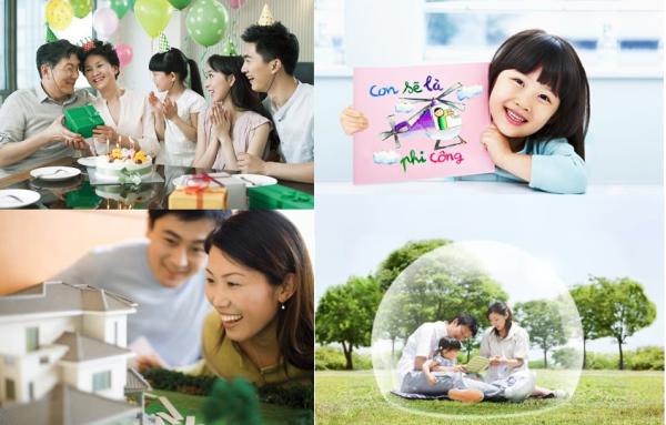 Manulife Việt Nam cùng lúc ra mắt 4 sản phẩm bảo hiểm nhân thọ