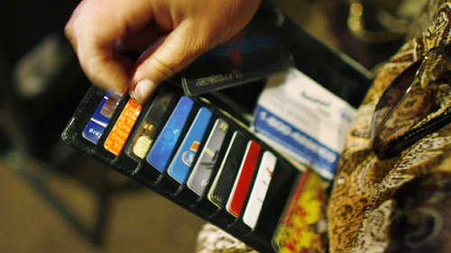 thuật ngữ thẻ tín dụng
