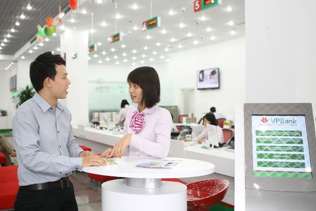 Ưu đãi vay tín chấp từ VPbank