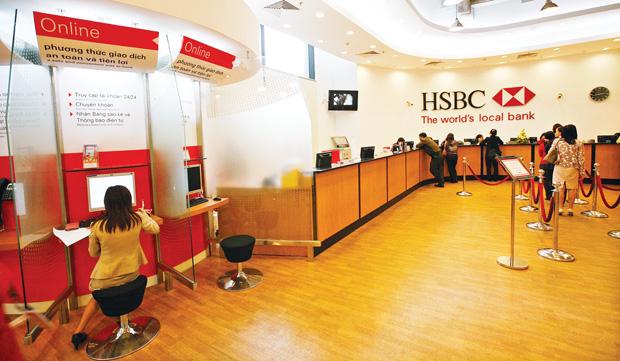 Mua hàng trả góp lãi suất 0% với thẻ tín dụng HSBC