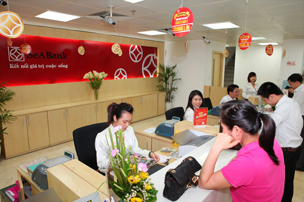 SeABank ưu đãi lãi suất cho vay mua xe ô tô tại Thaco Trường Hải