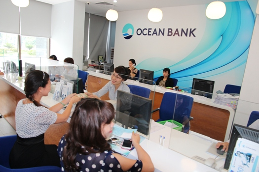 Gửi tiết kiệm tại OceanBank