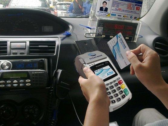 Thanh toán thẻ ATM qua POS