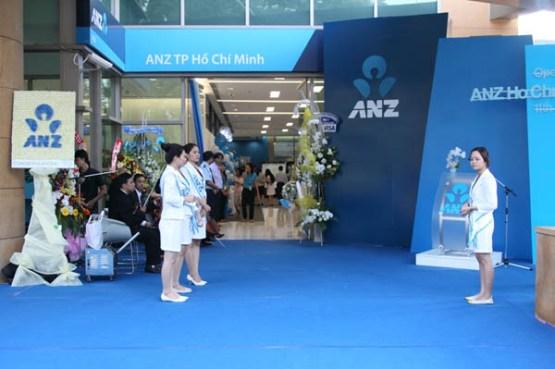 Ngân hàng ANZ đẩy mạnh cho vay tín chấp