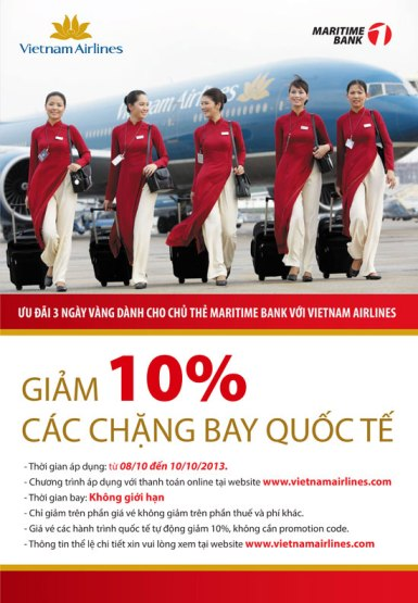 maritime bank-vietnamAirlines