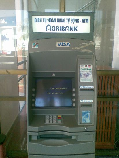 ATM của Agribank