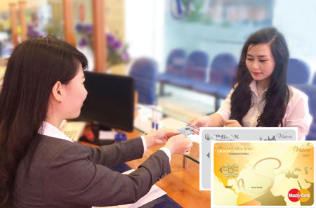 GP.Bank chính thức ra mắt thẻ ghi nợ