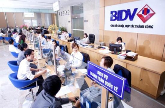 BIDV niêm yết cổ phiếu
